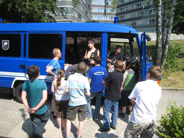 Fallbeispiel: Auf der Heimfahrt im Bus.