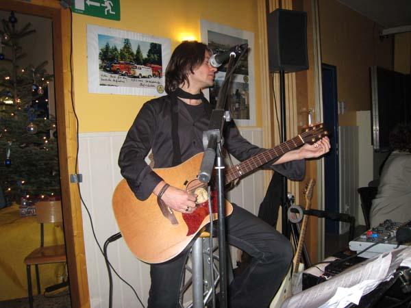 Marco DeMaurice sorgte für gute Unterhaltung.