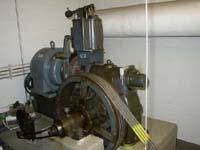 Aufzug Maschinenraum