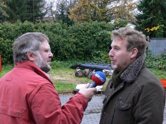 Interview mit Dirk Lentfer.
