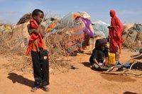 Das Gebiet um Dolo Ado erreichen die Flüchtlinge oft nur mit dem Hab und Gut, dass Sie am Leibe tragen.