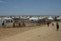Mit bis zu 40.000 Flüchtlingen sind die Flüchtlingscamps an ihren Grenzen angelangt.