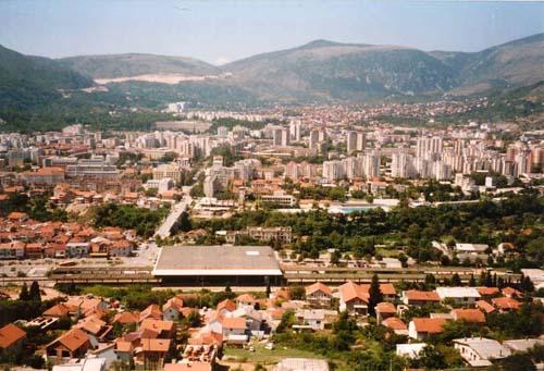Die Stadt Moster