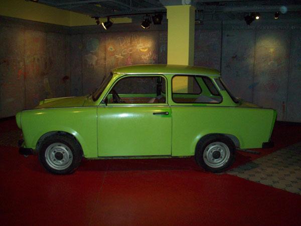 """Im Museum """"The Story of Berlin"""" wurden 800 Jahre Berlin vorgestellt."""