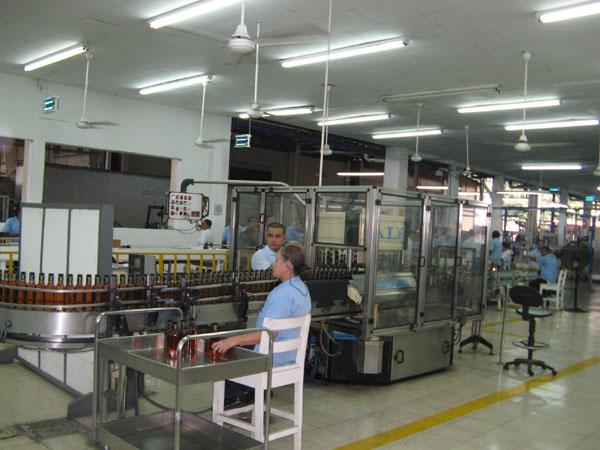 Besuch der Rumfabrik Flor de Caña.