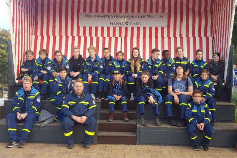 Die Teilnehmer aus dem Ortsverband Hamburg-Nord.