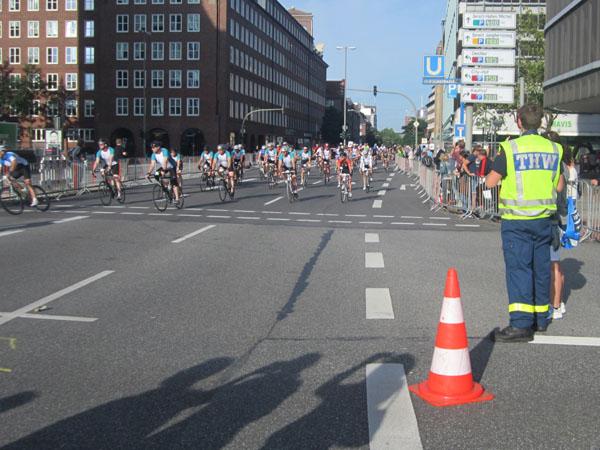 In diesem Jahr gingen rund 22.000 Hobby-Radsportler an den Start.