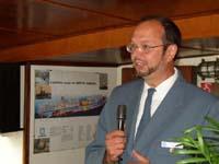 Dr. Georg Thiel, Präsident der Bundesanstalt Technisches Hilfswerk